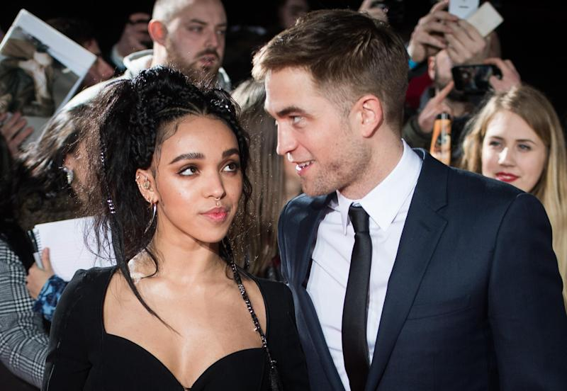 FKA Twigs used to be engaged to Batman actor, Robert Pattinson (Getty)