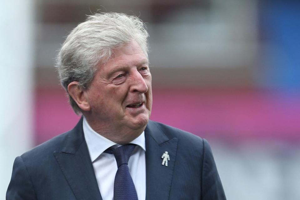 <p>Roy Hodgson is expected to leave Crystal Palace this summer</p> (POOL/AFP via Getty Images)