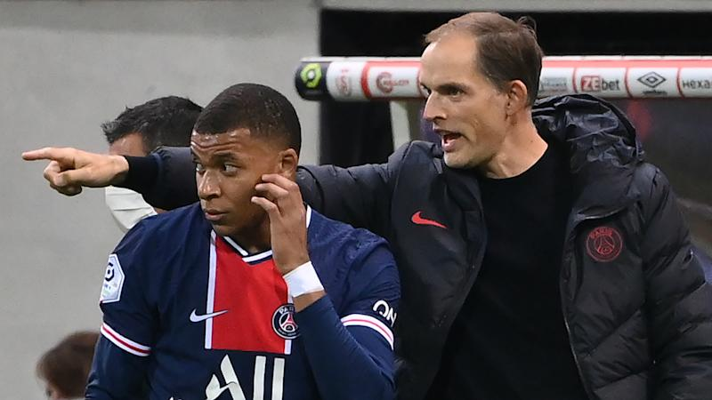 PSG boss Tuchel 'not happy' with second-half display against Reims