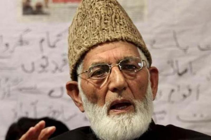 After Stoking 30 Years of Bloodshed in Kashmir Valley, Syed Ali Shah Geelani Has Realised His Mistake