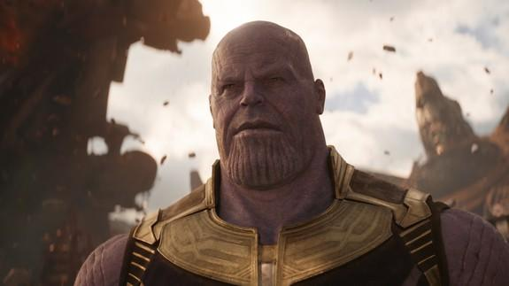 Watch the new clip from Avengers: Infinity War; Thanos destroys Wakanda!