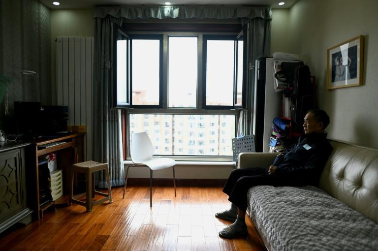 Critics say China is not adequately prepared to handle its growing number of dementia patients (AFP/NOEL CELIS)