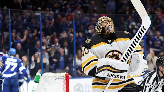 Things took a turn for the worst in the third period for the Bruins as they were unable to hold off the Lightning on Thursday night.