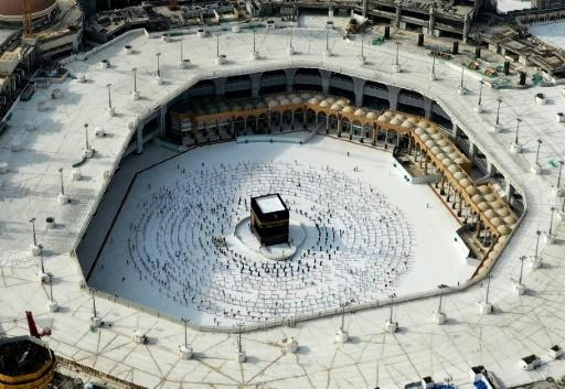 The greatly reduced number of pilgrims taking part has raised hope that this year's hajj will be the safest ever