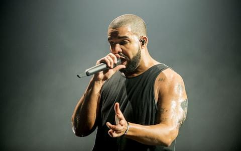 Drake performing in Glasgow - Credit: Ross Gilmore/ Getty Images Europe
