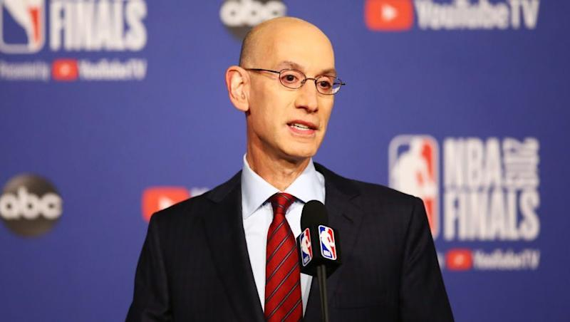 Adam Silver says National Basketball Association done using term 'owner'