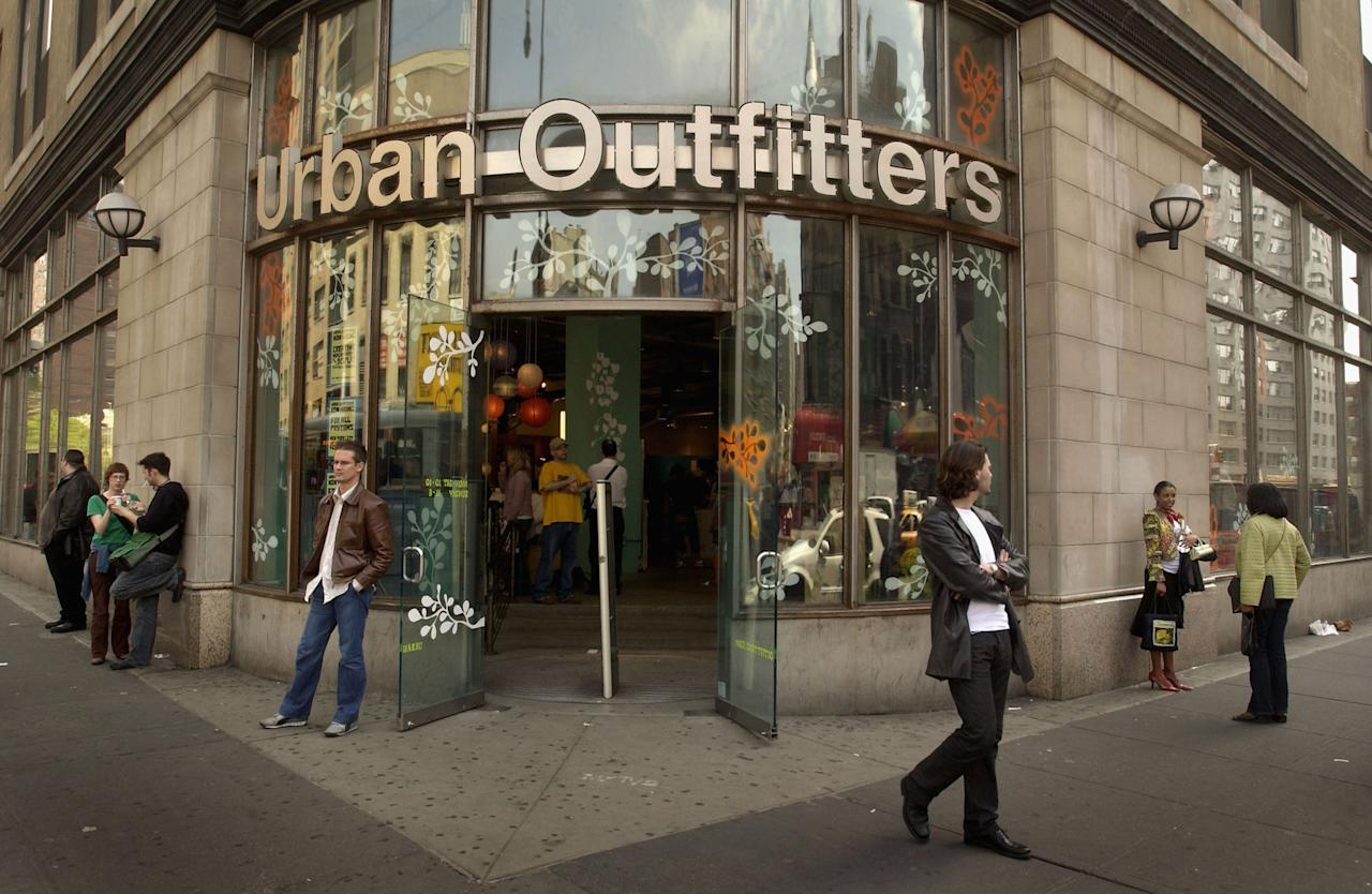 "Election day freebies Urban Outfitters: The hipster clothing company will give shoppers with ""I voted"" stickers a 20% discount."