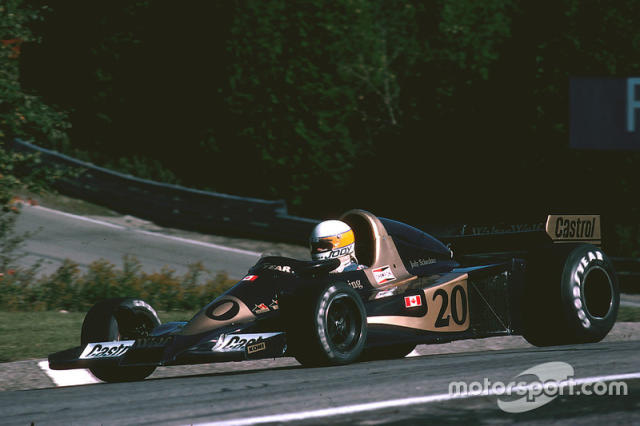 """Jody Scheckter, Wolf Ford <span class=""""copyright"""">LAT Images</span>"""
