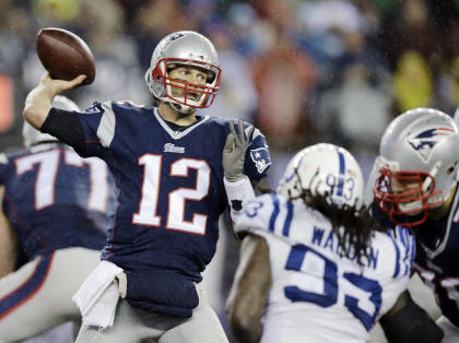 Investigators found Tom Brady was at least generally aware a rules violation had occurred. (AP)