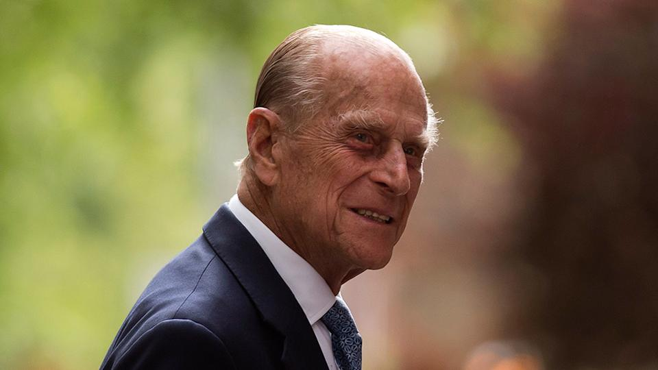 Prince Philip portrait