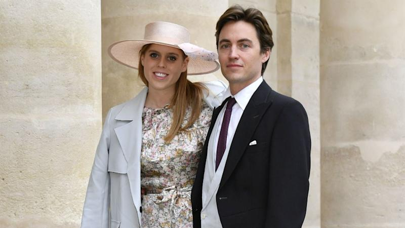 Royal tears: Princess Beatrice's wedding wrecked by Harry and Meghan