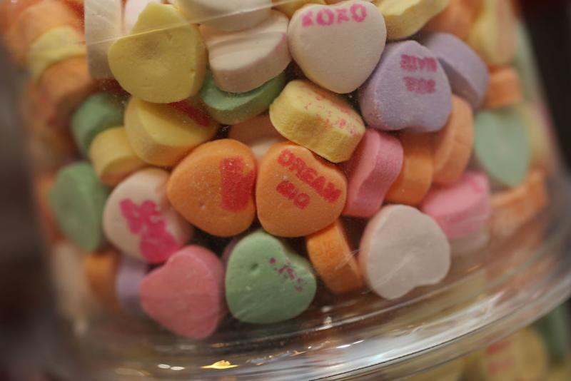 With Candy-Heart Maker Necco Out of Business, Other Confectioners ...