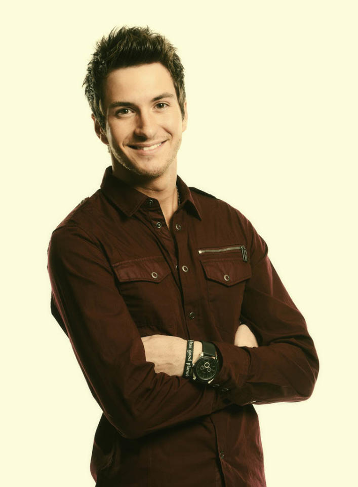"Paul Jolley competes on Season 12 of ""American Idol."""