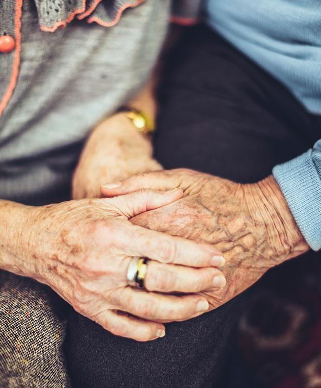 This couple's love story has left the internet devastated. Photo: Getty