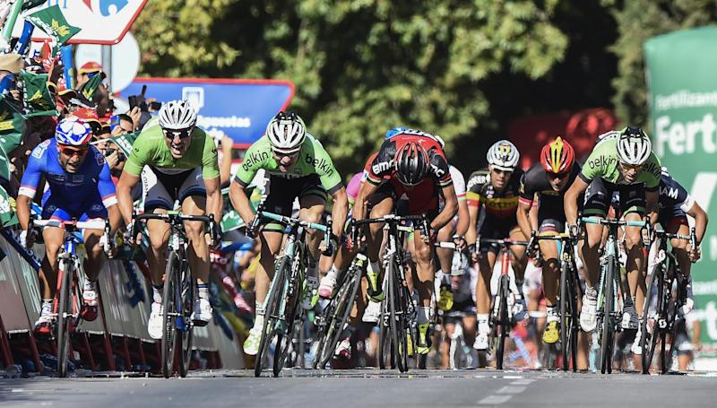 Cycling - Tour of Spain set for Costa del Sol start in 2015