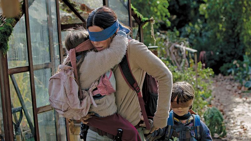 Netflix Marketing Taps Into Another Meme With Bird Box Challenge