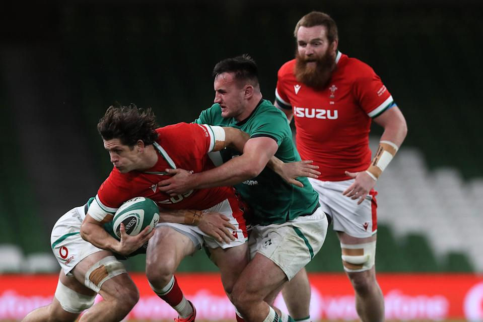 <p>Wales' 32-9 loss to Ireland in Dublin was their sixth successive defeat under Wayne Pivac</p> (Getty Images)