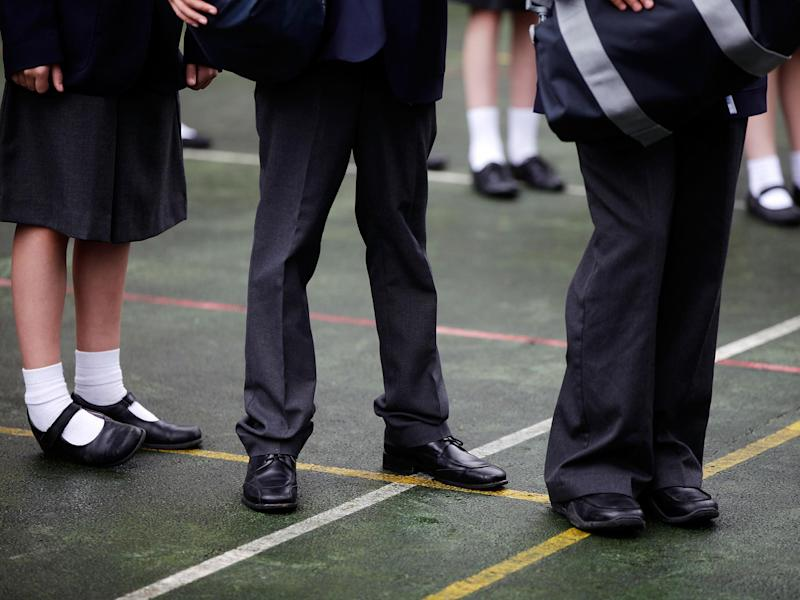 £320m was set aside for the expansion of free schools – including grammars – during the Spring Budget: Getty