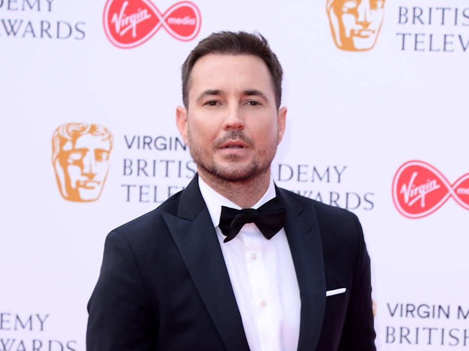 Martin Compston (Getty Images)