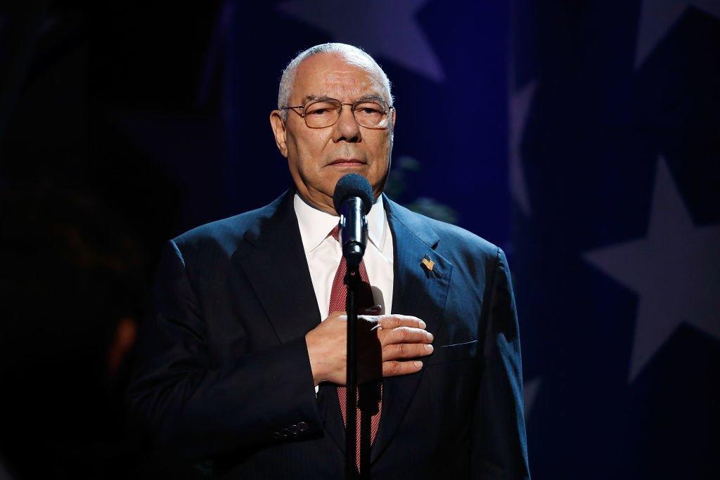 Colin Powell: The Republican Party Needs To 'Get a Grip' and Stand Up to Trump