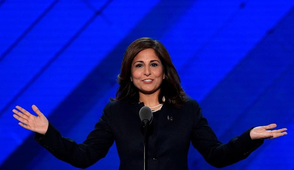 <p>Neera Tanden is CEO of a liberal think tank</p>AFP via Getty Images