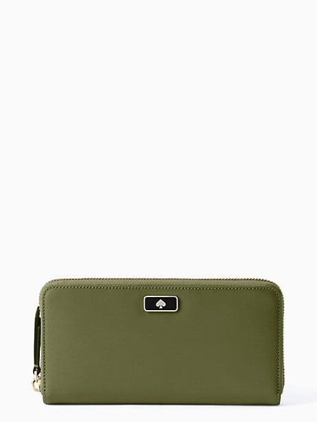 <p><span>Dawn Large Continental Wallet</span> ($69, originally $159)</p>