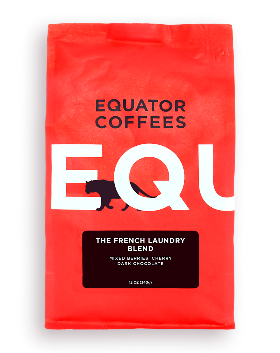 """<h2>Equator Coffees</h2><br>""""That garage became Equator Coffees and marked the beginning of a high-impact coffee company focused on quality, sustainability, and social responsibility. Long before anyone thought coffee could embody any of those qualities."""" <em>–</em> <em><a href=""""https://www.equatorcoffees.com/pages/about-us"""" rel=""""nofollow noopener"""" target=""""_blank"""" data-ylk=""""slk:Equator Coffee Website"""" class=""""link rapid-noclick-resp"""">Equator Coffee Website</a></em><br><br>Founded in 1995 by Brook McDonnell and Helen Russell, this brand's focus is socially responsible, community-focused, and ethical coffee. They proudly share their <a href=""""https://www.equatorcoffees.com/pages/our-impact"""" rel=""""nofollow noopener"""" target=""""_blank"""" data-ylk=""""slk:chain of production"""" class=""""link rapid-noclick-resp"""">chain of production</a>, as well proudly claim their LGBT+ roots. <br><br><strong>Shop <em><a href=""""https://www.equatorcoffees.com"""" rel=""""nofollow noopener"""" target=""""_blank"""" data-ylk=""""slk:Equator Coffees"""" class=""""link rapid-noclick-resp"""">Equator Coffees</a></em></strong><br><br><strong>Equator Coffees</strong> The French Laundry Blend, $, available at <a href=""""https://go.skimresources.com/?id=30283X879131&url=https%3A%2F%2Fwww.equatorcoffees.com%2Fcollections%2Fbest-sellers-auto%2Fproducts%2Ffrench-laundry-retail"""" rel=""""nofollow noopener"""" target=""""_blank"""" data-ylk=""""slk:Equator Coffees"""" class=""""link rapid-noclick-resp"""">Equator Coffees</a>"""