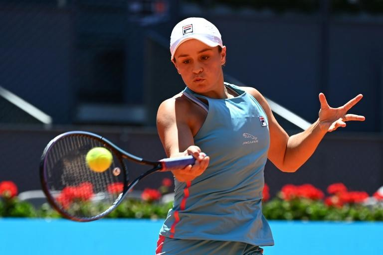 Ashleigh Barty is one win away from a fourth title of the season