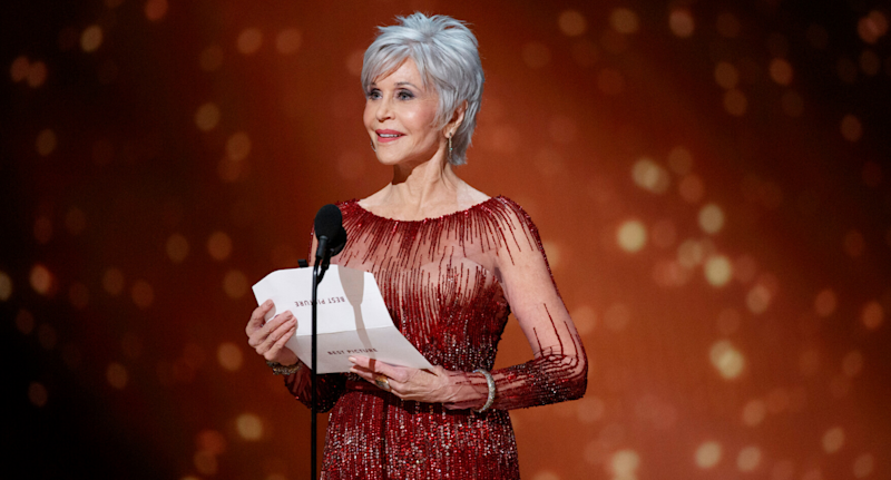 THE OSCARS®(CRAIG SJODIN via Getty Images) JANE FONDA