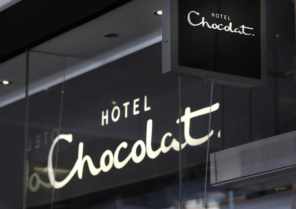 Hotel Chocolat recently launched joint venture offerings in the US and Japan (PA Wire)