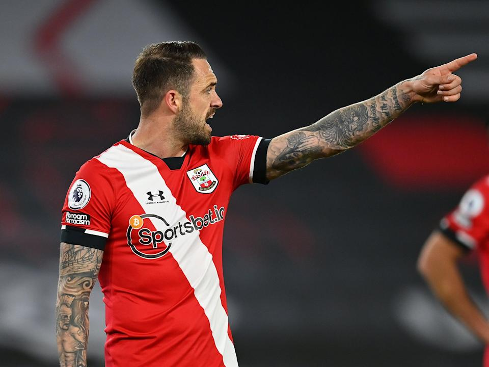 Southampton striker Danny Ings scored twice last time out (Getty Images)