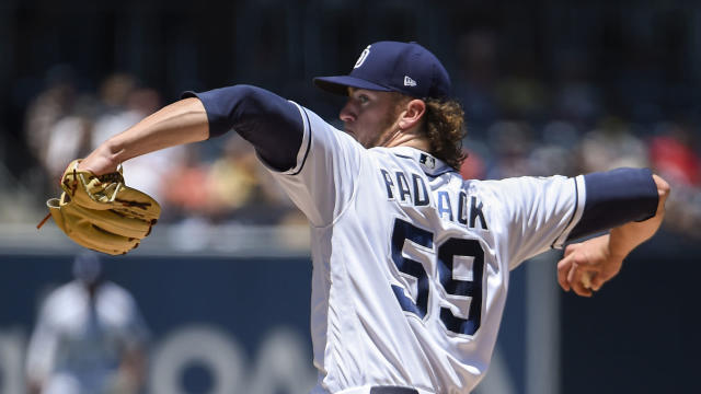 Chris Paddack starred to help the San Diego Padres edge the Seattle Mariners in MLB.