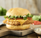 <p>Beginning February 26, Smashburger will offer fish lovers buy one, get one free fish sandwiches every Friday through April 4. The sandwich starts at around $7.99 and features wild-caught Pacific Cod lightly dipped in a signature batter infused with Yuengling Lager, and served with American cheese, lettuce, tomato and creamy tartar sauce.</p>