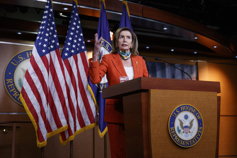 'As bad as it gets': Pelosi, Democrats take aim at Trump over Russian bounty intelligence