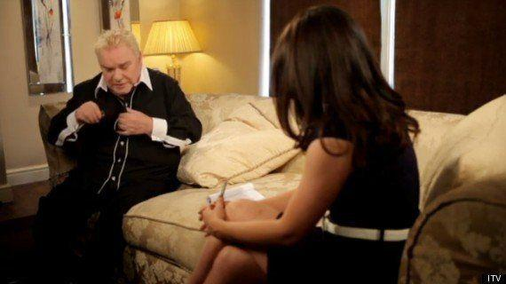 "Freddie Starr stormed out of a chat with Susanna, which was <a href=""http://www.huffingtonpost.co.uk/2014/05/12/freddie-starr-good-morning-britain-interview_n_5307879.html?utm_hp_ref=freddie-starr"">his first interview since sex abuse allegations against him were dropped</a>.&nbsp;"