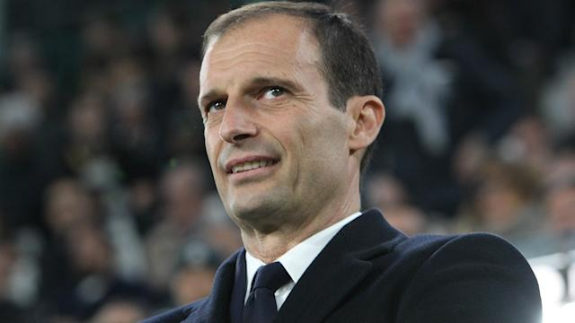 Juventus coach Massimiliano Allegri thinks the prospect of playing Sampdoria is a more difficult task than taking on Barcelona.