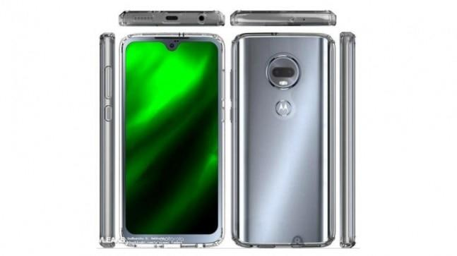 The Moto G7 and G7 Plus are said to come with waterdrop displays and dual rear cameras, which is showcased yet again in new case renders.