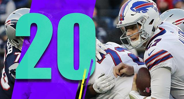 <p>The Bills get the Dolphins at home in Week 17, and it's hard to imagine Miami will be motivated to go finish their season in the cold. Not that 6-10 was the goal, but another win before the offseason would be a positive. Then the real work begins: building an offense in the offseason. (Josh Allen) </p>