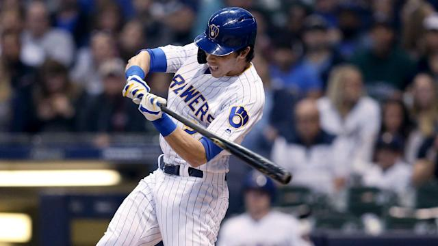 Milwaukee Brewers star Christian Yelich took his season tally to 20 home runs – the fastest to the mark since 2012.