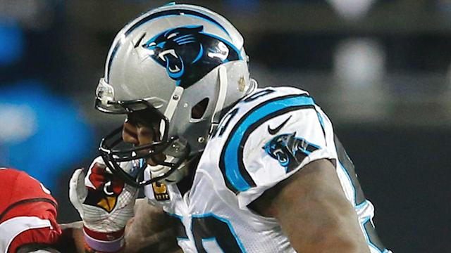 Carolina Panthers linebacker Thomas Davis says nothing is going to stop him from playing in Super Bowl 50.