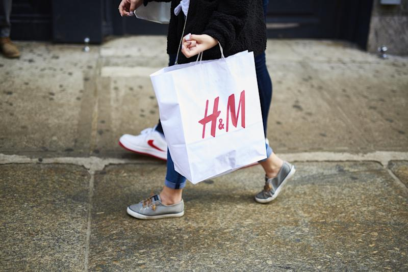 """(Bloomberg) -- Hennes & Mauritz AB revenue growth showed a slowdown in April and May, stymieing the Swedish clothing retailer's attempts to reduce a buildup of inventory that's been weighing on earnings.Sales in the latest quarter were above analysts' estimates as compiled by Bloomberg News. But the figures suggest growth slowed to 5.5% in April and May from a 7% rate in March, wrote Fredrik Ivarsson, an analyst at Kepler Cheuvreux. That suggests stock-in-trade probably increased 4% in local currencies at the end of May, said Ivarsson, who estimates earnings were flat for the quarter. The shares fell 1.8% as of 9:53 a.m. in Stockholm, having earlier dropped as much as 3.1%.Clothing retail has been a difficult market lately, with Inditex SA reporting weak sales recently due to rainy and cold weather and Gap Inc. suffering a 10% drop in revenue at its namesake chain. H&M, which had pledged to reduce discounts, said turnaround initiatives are starting to work, though challenges remain. The biggest of those is that backlogs are standing near the equivalent of a fifth of total revenue.""""We expect inventories to remain high at the end of the second quarter,"""" wrote Richard Chamberlain, an analyst at RBC Europe. He added that H&M faces a risk that customers may start to expect discounts the longer inventories build up.H&M is scheduled to report earnings on June 27 for its second quarter, which ran through May. Analysts expect a 3% increase in operating profit, which would be the first gain in two years.\--With assistance from Hanna Hoikkala.To contact the reporters on this story: Anna Molin in Stockholm at amolin3@bloomberg.net;Thomas Mulier in Geneva at tmulier@bloomberg.netTo contact the editors responsible for this story: Katerina Petroff at kpetroff@bloomberg.net, ;Eric Pfanner at epfanner1@bloomberg.net, John J. Edwards IIIFor more articles like this, please visit us at bloomberg.com©2019 Bloomberg L.P."""