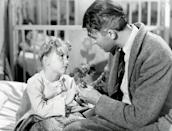 <p>Grimes played Zuzu Bailey in the classic film, which follows the story of businessman George Bailey. After events in his life lead him to believe the world would have been better off without him Bailey is visited by an angel who shows him what life would have been like had he never existed.</p>