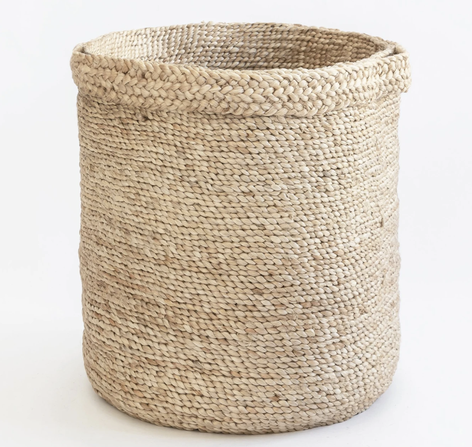 "<p><strong>J'Jute</strong></p><p><strong>$174.00</strong></p><p><a href=""https://jjute.com.au/collections/tall-baskets/products/assembly-tall-jute-basket"" rel=""nofollow noopener"" target=""_blank"" data-ylk=""slk:Shop Now"" class=""link rapid-noclick-resp"">Shop Now</a></p>"