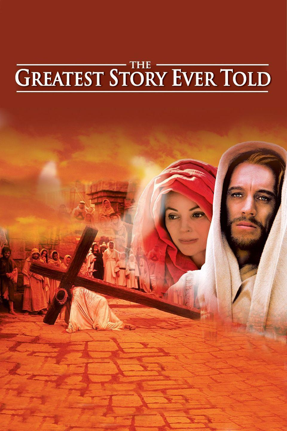 """<p>Based on a 1947 radio series inspired by the Gospels, <em>The Greatest Story Ever Told</em> is also long one (with a run time of over four hours), but it certainly is one of the greatest retellings of Christ's life, from his birth in Bethlehem to his death and eventual resurrection.</p><p><a class=""""link rapid-noclick-resp"""" href=""""https://pluto.tv/on-demand/movies/the-greatest-story-ever-told-1965-1-1"""" rel=""""nofollow noopener"""" target=""""_blank"""" data-ylk=""""slk:STREAM NOW"""">STREAM NOW</a></p>"""