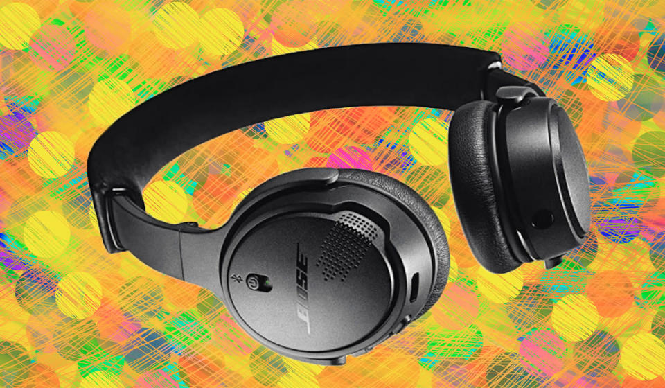 Grab these Bose headphones for just $100. (Photo: QVC)