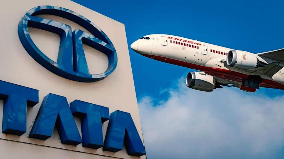Tata Sons wins bid to take over Air India: Report