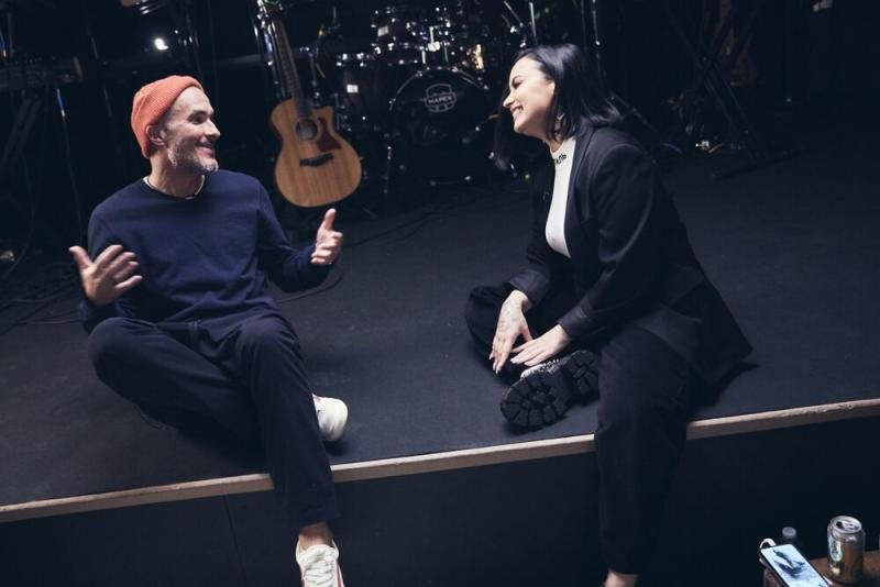 Zane Lowe and Demi Lovato | New Music Daily with Zane Lowe on Apple Music's Beats 1