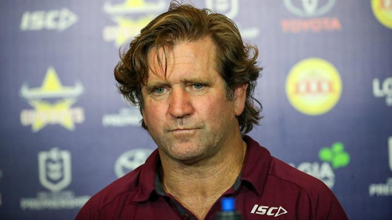 Manly coach Des Hasler does not find players tarnishing the NRL image funny