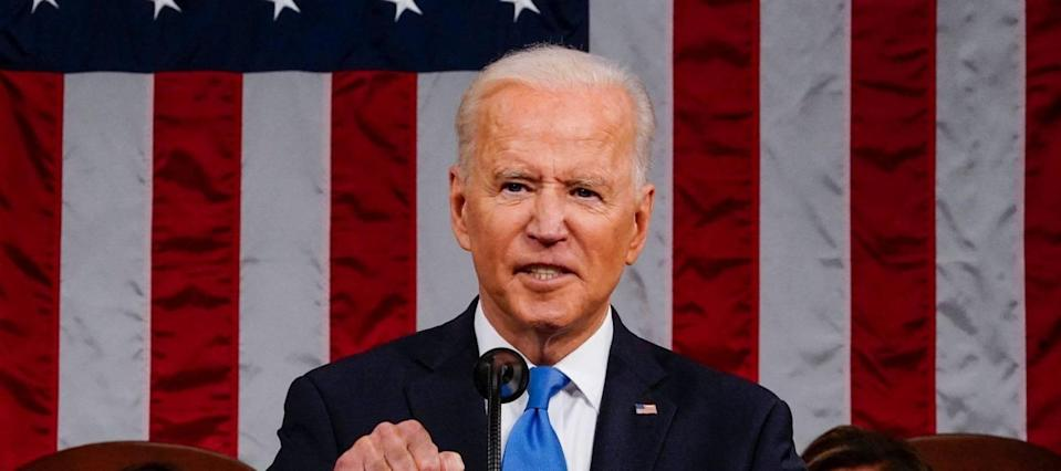 The cancellation of student loan debt is not in Biden's words - but it can still happen.