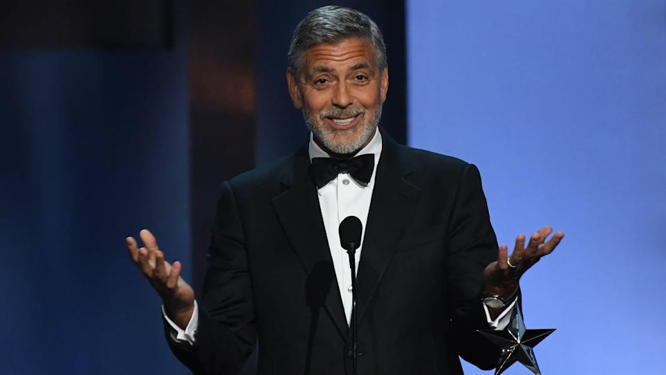 George Clooney à Los Angeles en 2018 - Valerie Macon - AFP